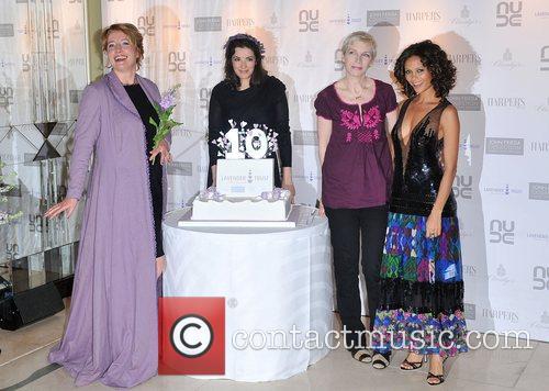 Emma Thompson, Nigella Lawson, Annie Lennox and Thandie...
