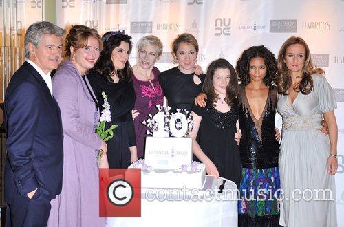 Emma Thompson, Nigella Lawson, Annie Lennox, John Frieda,...