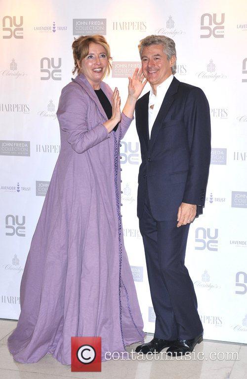 Emma Thompson and John Frieda The 10th Anniversary...