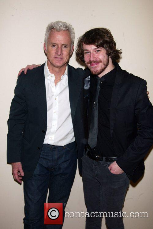 John Slattery and John Gallagher 1