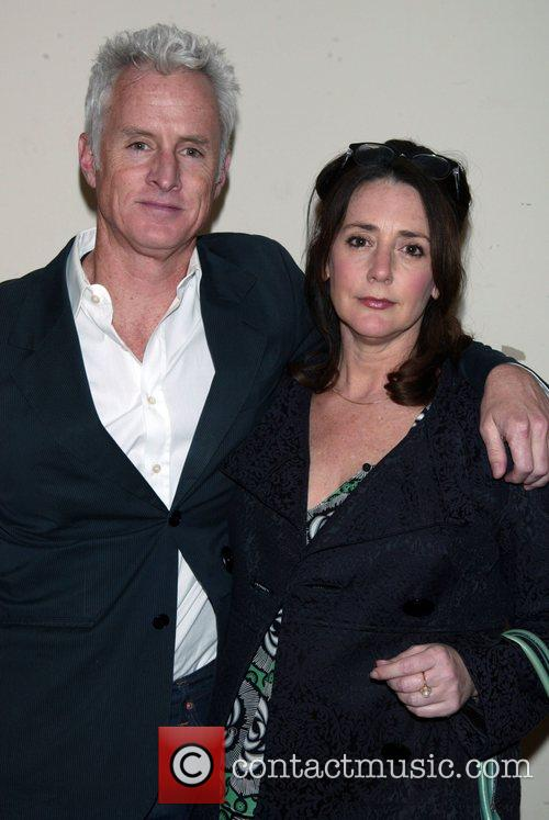 John Slattery and Talia Balsam 2