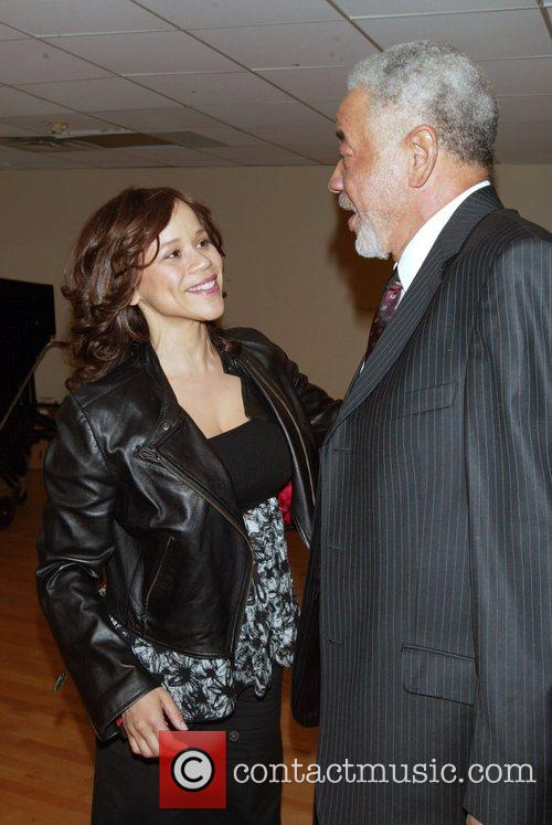 Rosie Perez and Bill Withers 5