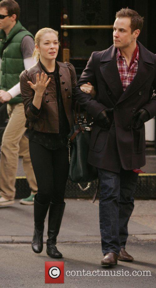 Leann Rimes and Dean Sheremet 6