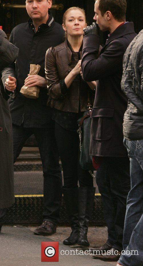 Leann Rimes and Dean Sheremet 7