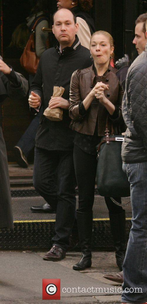 Leann Rimes and Dean Sheremet 1