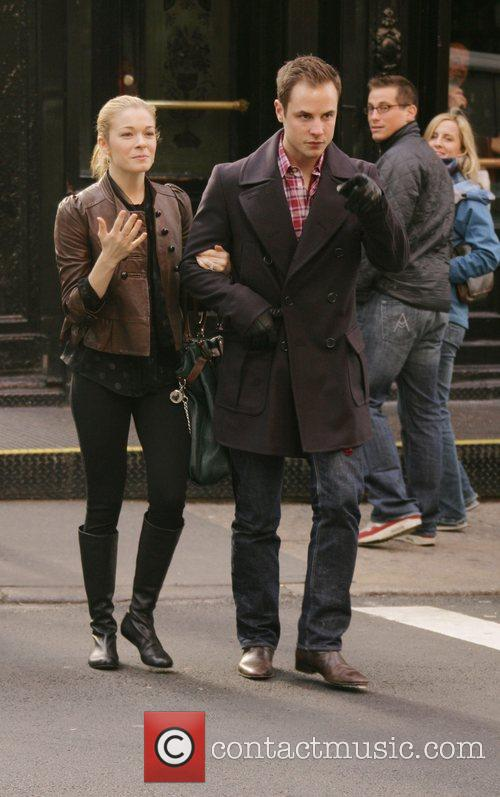 Leann Rimes and Dean Sheremet 5