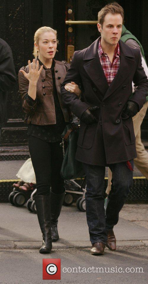 Leann Rimes and Dean Sheremet 3