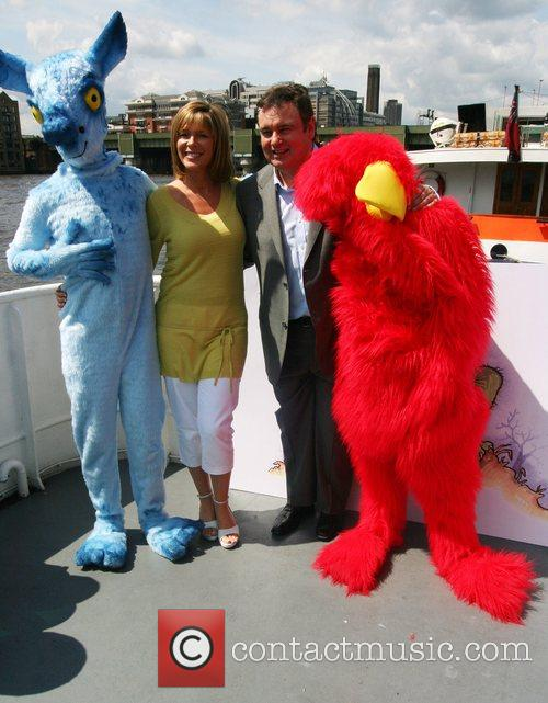 Ruth Langsford, Eamon Holmes The Learn Direct summer...