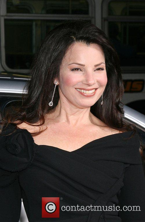 Fran Drescher Attending the 'Leatherheads' Premiere held at...