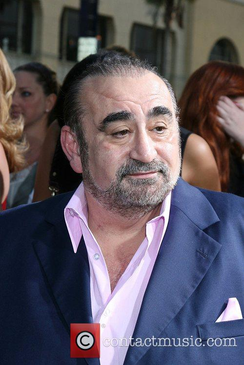 Ken Davitian Attending the 'Leatherheads' Premiere held at...