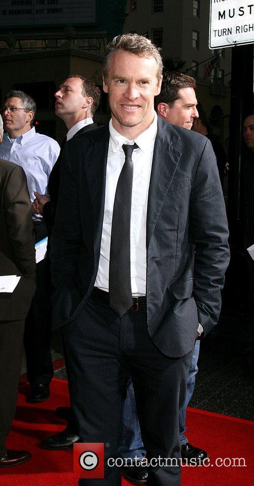 Tate Donovan Attending the 'Leatherheads' Premiere held at...