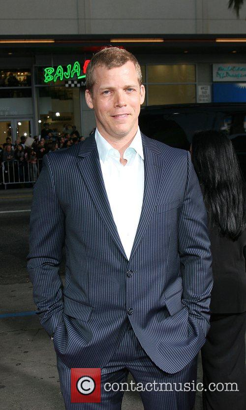 Tim Griffin Attending the 'Leatherheads' Premiere held at...