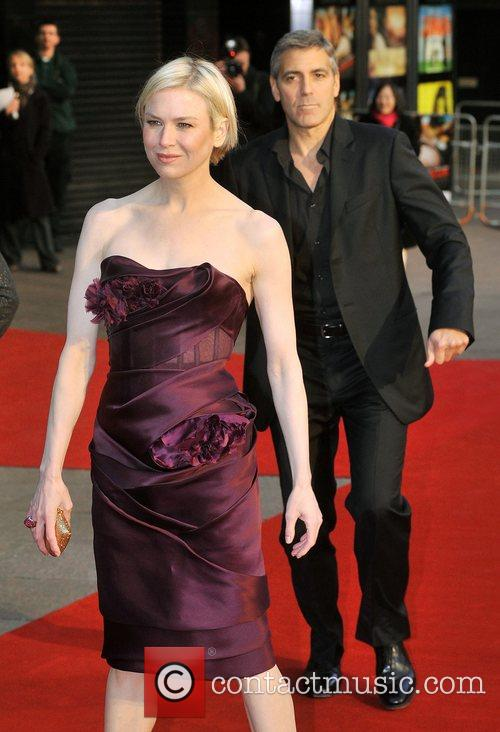 Renee Zellweger and George Clooney 18
