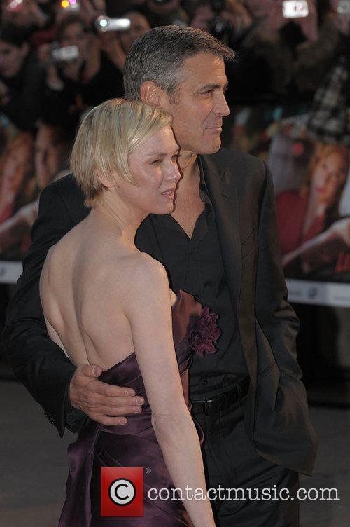 Renee Zellweger and George Clooney 21