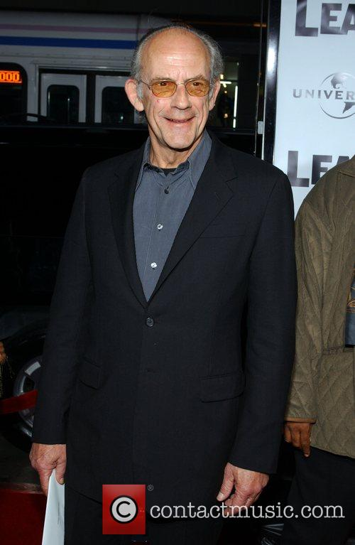 Christopher Lloyd 'Leatherheads' Premiere held at the Grauman's...