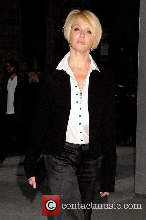 Ellen Barkin Special Screening of 'Leatherheads' at Museum...
