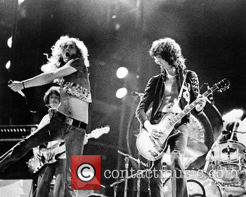 Led Zeppelin, O2 Arena