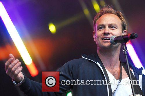 Jason Donovan Party In The Park Leeds, England