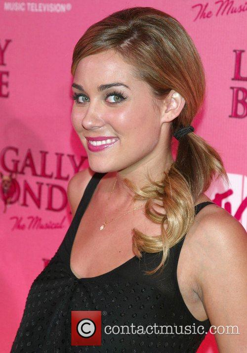 Lauren Conrad and Mtv 7