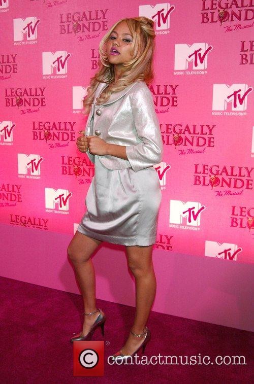 Kat Deluna and Mtv 6
