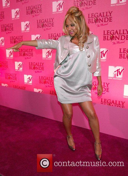 Kat Deluna and Mtv 7