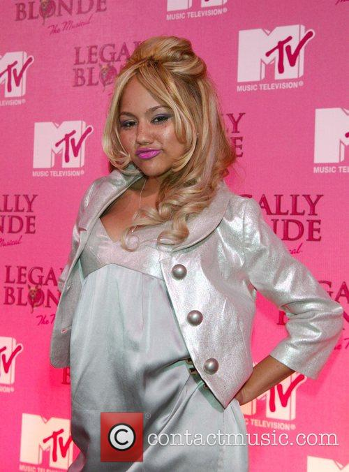 Kat Deluna and Mtv 2