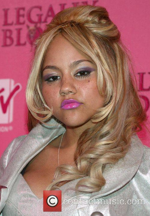 Kat Deluna and Mtv 4
