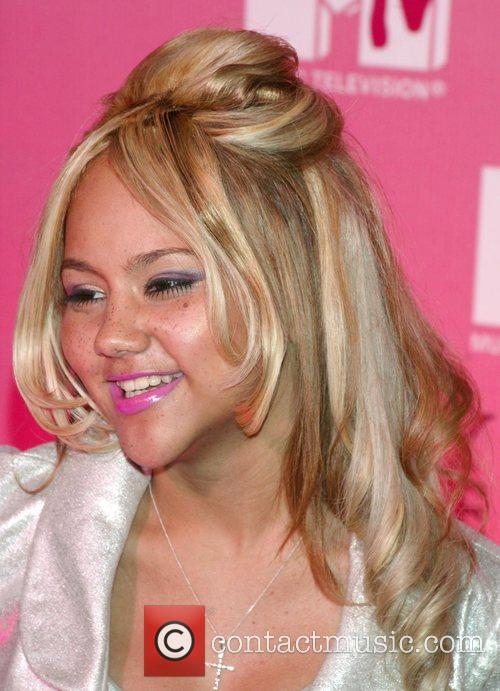 Kat Deluna and Mtv 8