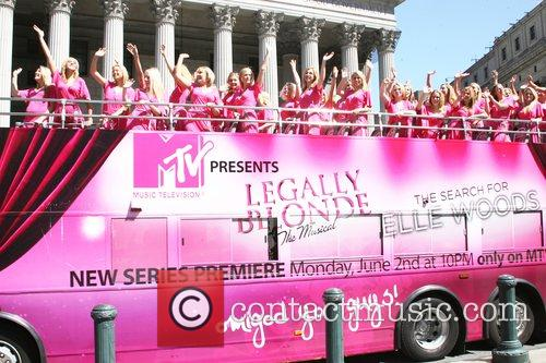 Legally Blonde and Mtv 9