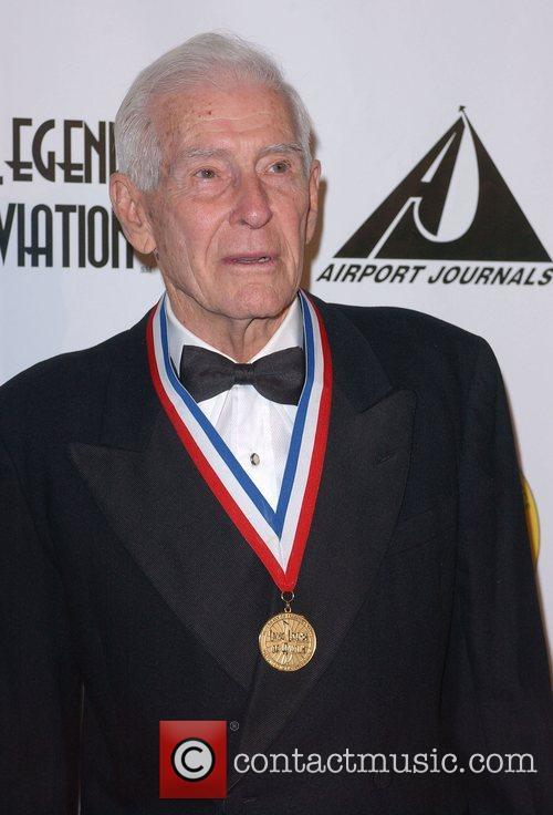Living Legends Of Aviation Award Ceremony held at...