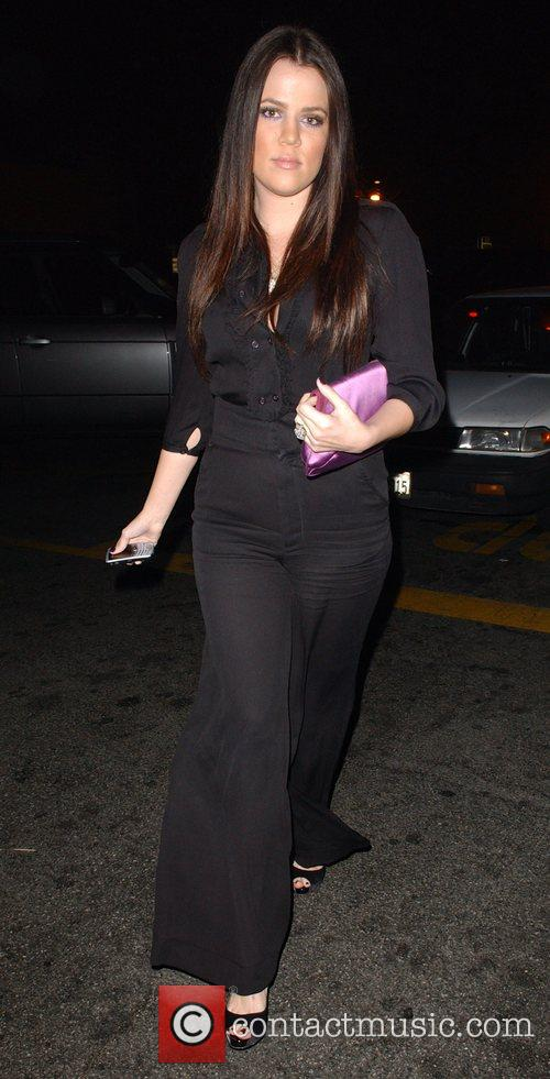 Khloe Kardashian and Fabolous 3