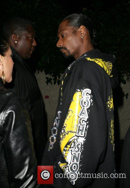 Snoop Dogg and Fabolous 4