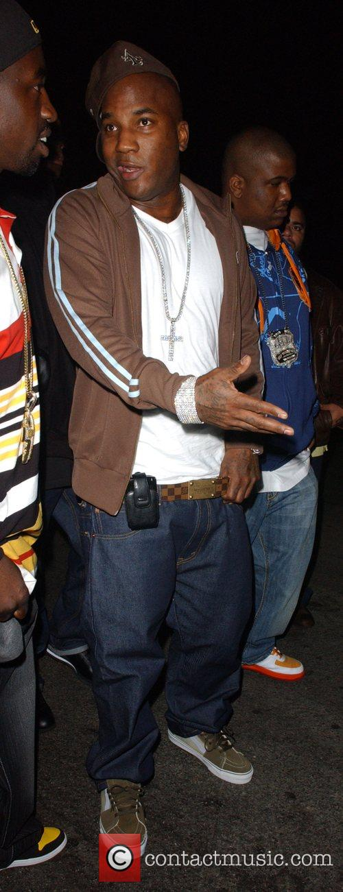 Young Jeezy and Fabolous 6