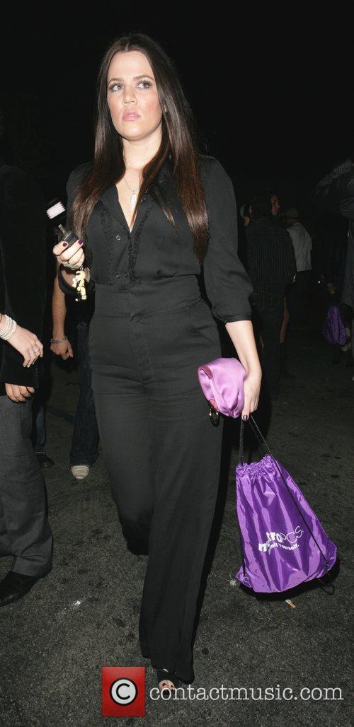 Khloe Kardashian and Fabolous 9