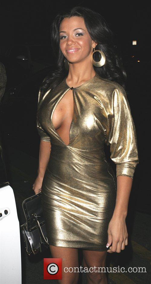 Leaving Fabolous' 30th birthday party held at Les...