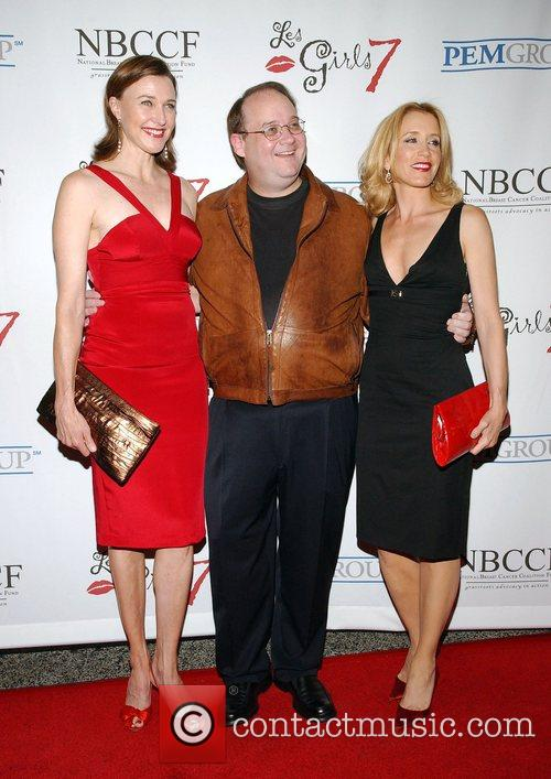 Brenda Strong, Marc Cherry and Felicity Huffman 5