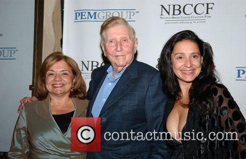 Guest, Sumner Redstone and Paula Redstone Seventh annual...