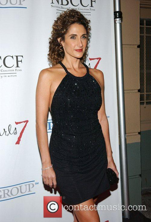 Melina Kanakaredes Seventh annual All-Star 'Les Girls' set...