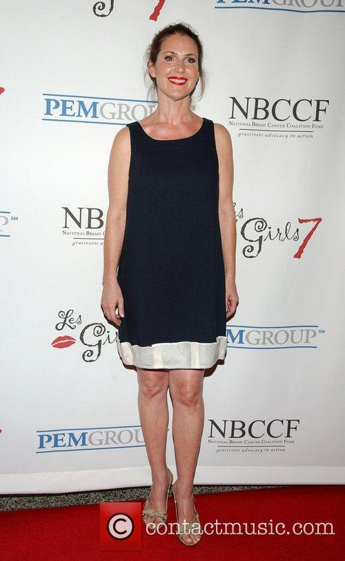 Peri Gilpin Seventh annual All-Star 'Les Girls' set...