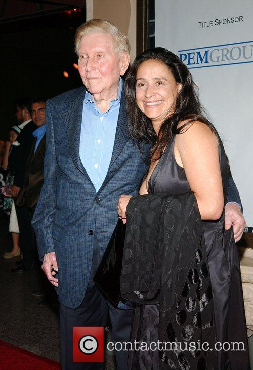 Sumner Redstone and Paula Redstone Seventh annual All-Star...