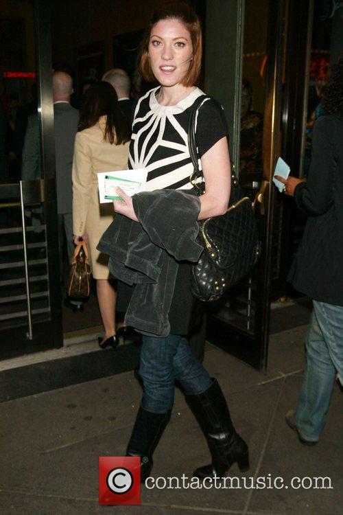 Jennifer Carpenter Opening Night of 'Les Liaisons Dangereuses'...