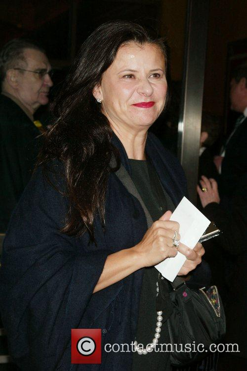 Tracy Ullman Opening Night of 'Les Liaisons Dangereuses'...