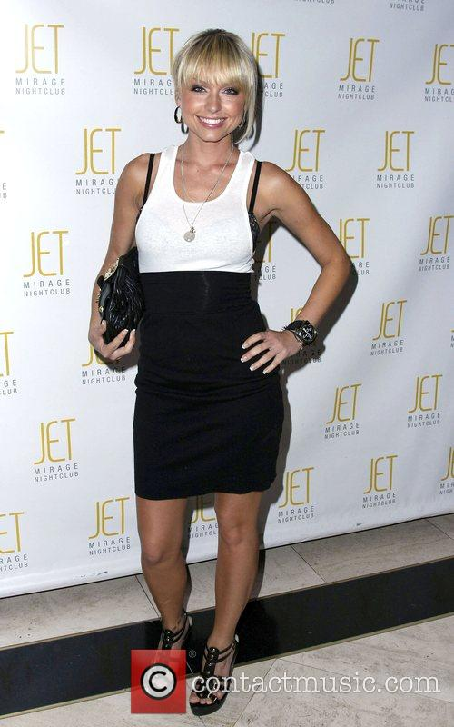 Leticia Cline hosts an evening at Jet Nightclub...