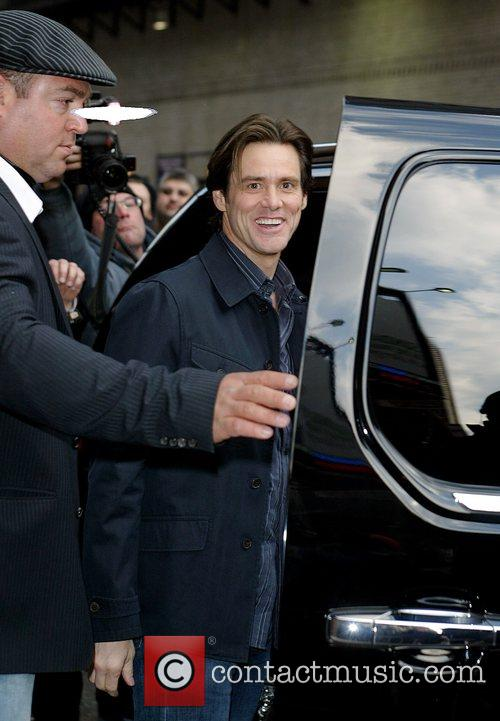 Jim Carrey and David Letterman 13