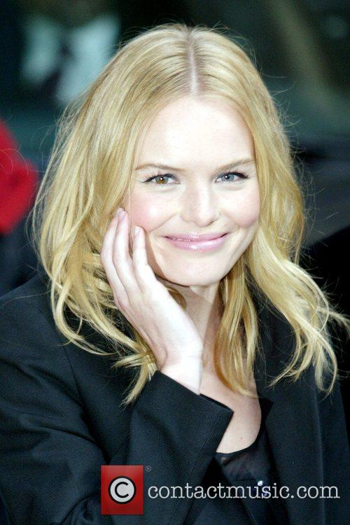 Kate Bosworth, David Letterman and Ed Sullivan Theatre 9