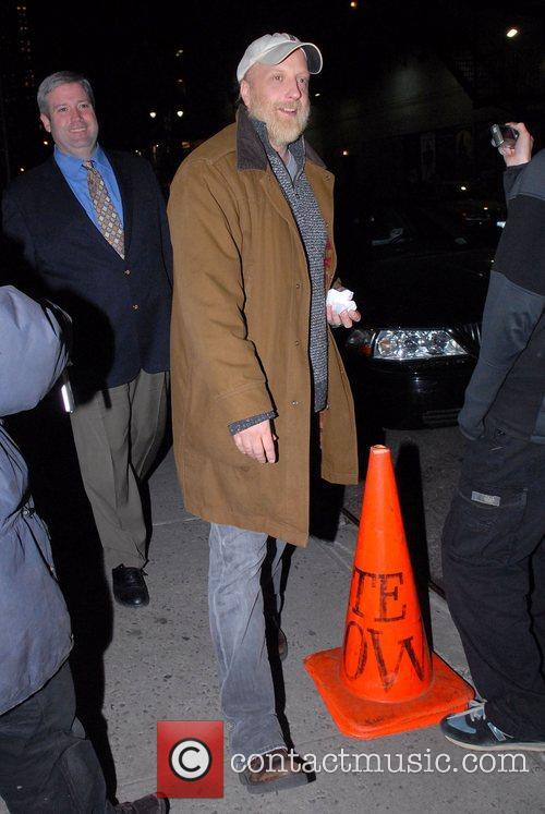 Chris Elliott and David Letterman 1