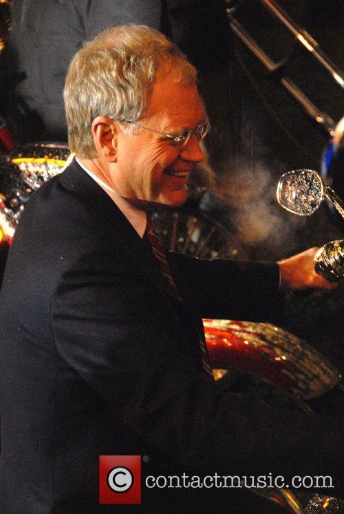 David Letterman, Ed Sullivan Theatre