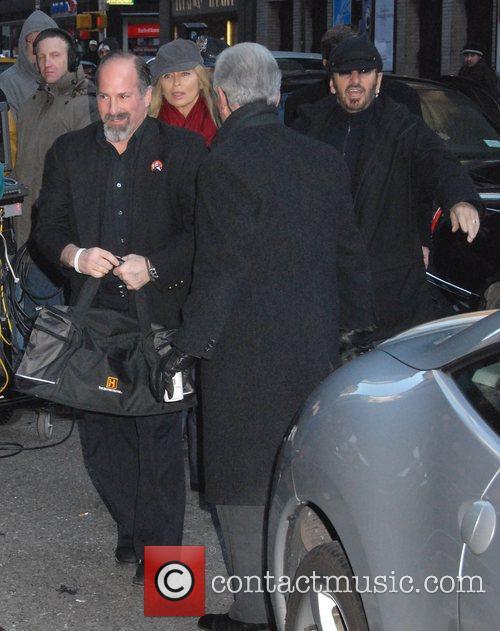 Ringo Starr and David Letterman 3