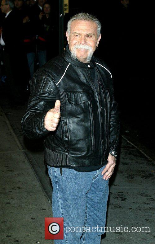 Paul Teutul Sr and David Letterman 2