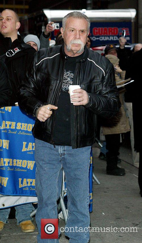 Paul Teutul Sr and David Letterman 8